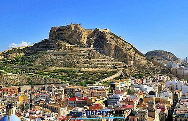 12 legnépszerűbb látványosság Alicante & Easy Day Trips-ban