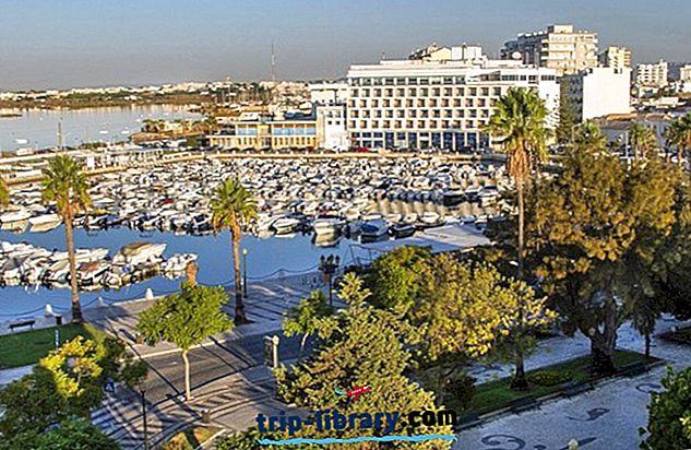 14 Nejlépe hodnocené atrakce a místa k návštěvě v Algarve