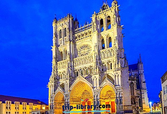 14 bestbewertete Sehenswürdigkeiten in Amiens & einfache Tagesausflüge