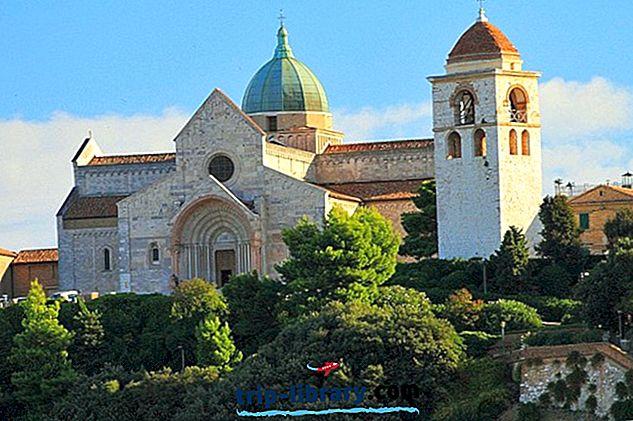 """9 populiariausios lankytinos vietos """"Ancona & Easy Day Trips"""""""