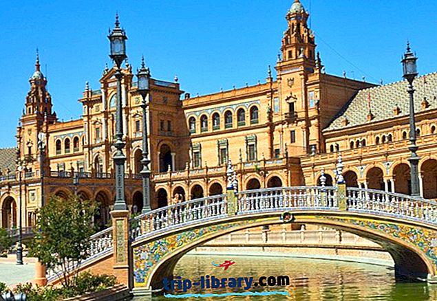 11 populiariausių lankytinų vietų Andalūzijoje
