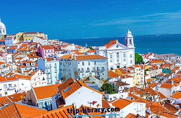 10 topprankade platser att besöka i Europa på sommaren