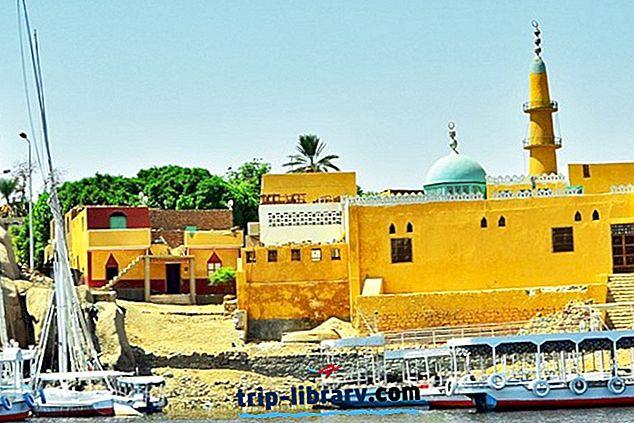 14 suosituinta nähtävyyttä Aswan & Easy Day Tripsissa