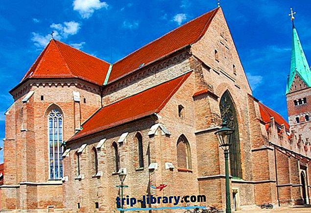 18 Nejlépe hodnocené turistické atrakce v Augsburgu