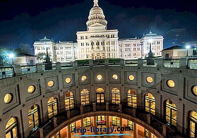 11 legnépszerűbb turisztikai látványosságok Austin & Easy Day Trips-ban