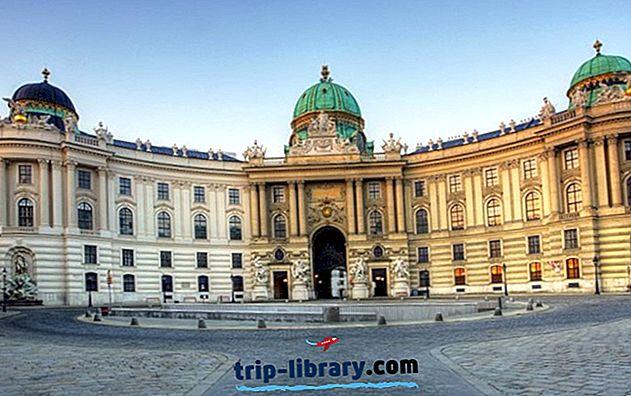 16 Najlepšie hodnotené turistické atrakcie v Rakúsku