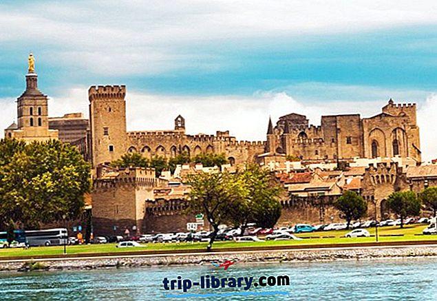 10 populiariausių lankytinų vietų Avignon & Easy Day Trips