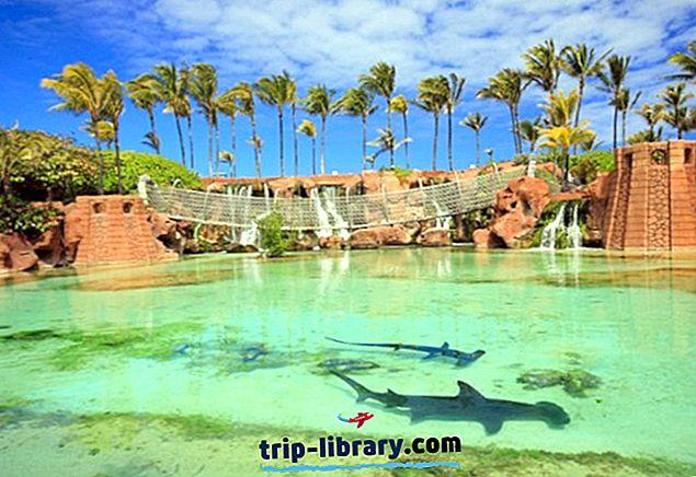 11 populiariausių turistinių vietų Bahamos