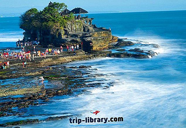 14 najbolj priljubljenih turističnih znamenitosti na Baliju