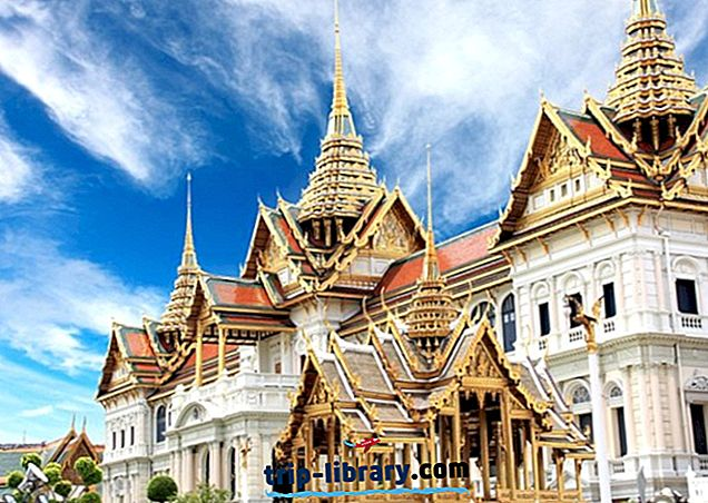 14 Nejlépe hodnocené turistické atrakce v Bangkoku