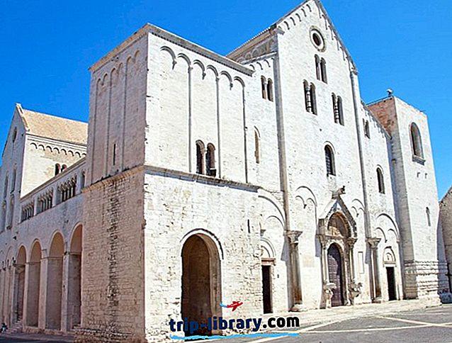 11 suosituinta matkailunähtävyyttä Barissa