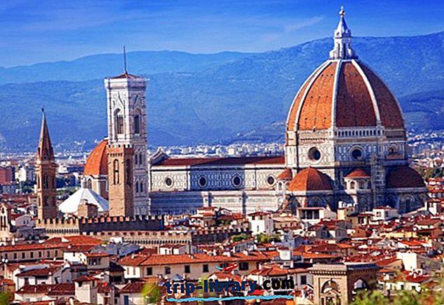 Putovanie Santa Maria del Fiore katedrála: Návštevník sprievodca