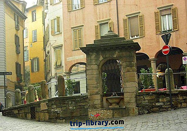 12 главных туристических достопримечательностей Бергамо и легкие однодневные поездки