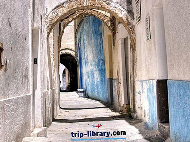 10 suosituinta matkailukohteita Bizerteessä