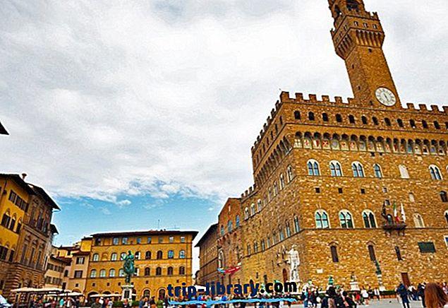 Вивчення Палаццо Веккьо (Palazzo della Signoria) у Флоренції: Керівництво для відвідувачів