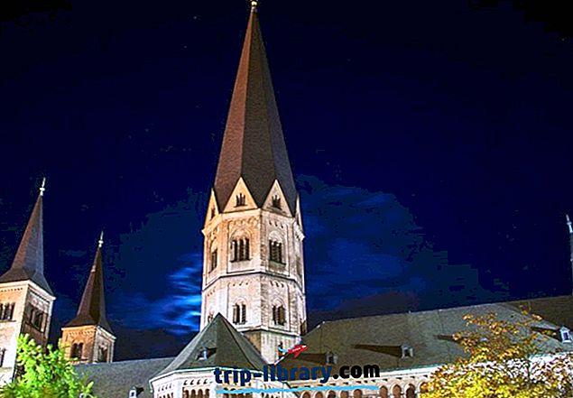 12 huippuluokan nähtävyyksiä Bonnissa