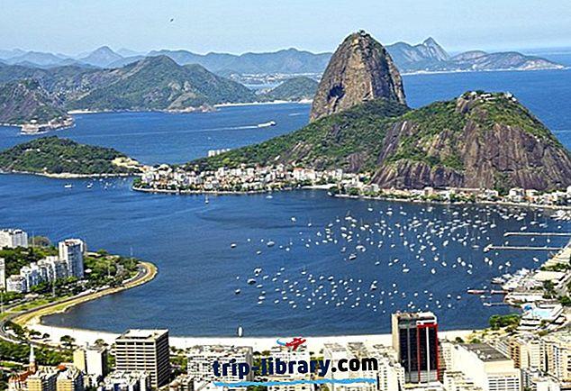 Brezilya'nın En Popüler 12 Turistik Yeri