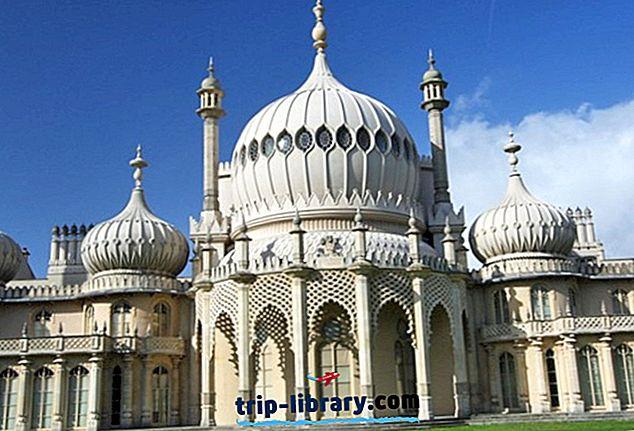 10 mest populære turistattraktioner i Brighton