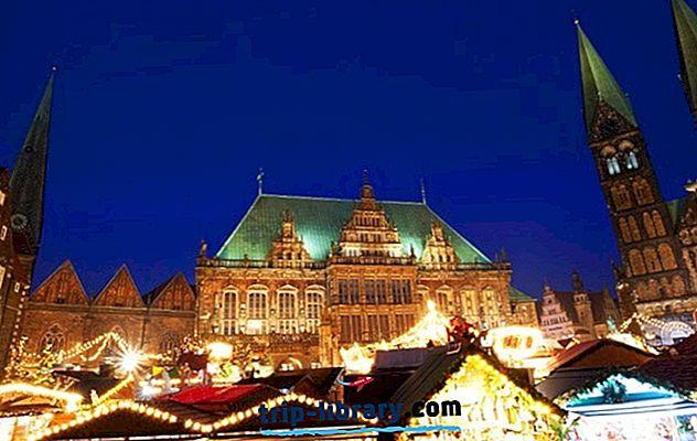 11 Top turistattraktioner i Bremen & Easy Day Trips