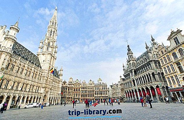 14 Najbolje ocijenjenih turističkih atrakcija i aktivnosti u Bruxellesu