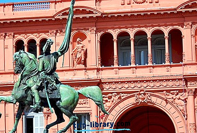 10 найкращих туристичних визначних пам'яток Буенос-Айреса