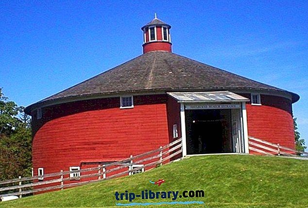 バーリントンの人気観光スポットトップ8、バーモント州とEasy Day Trips