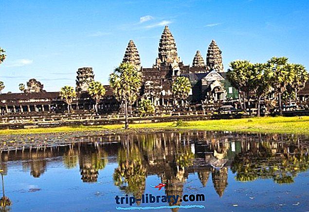 12 Bedst bedømte steder at besøge i Cambodja