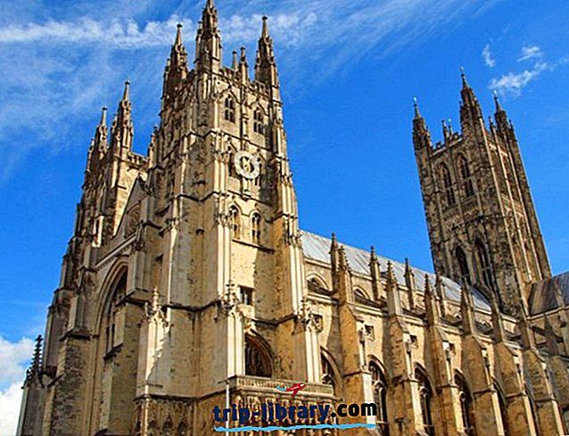 12 suosituinta matkailukohteita Canterburyssä