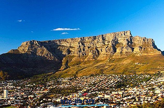 12 attractions touristiques du Cap et excursions faciles