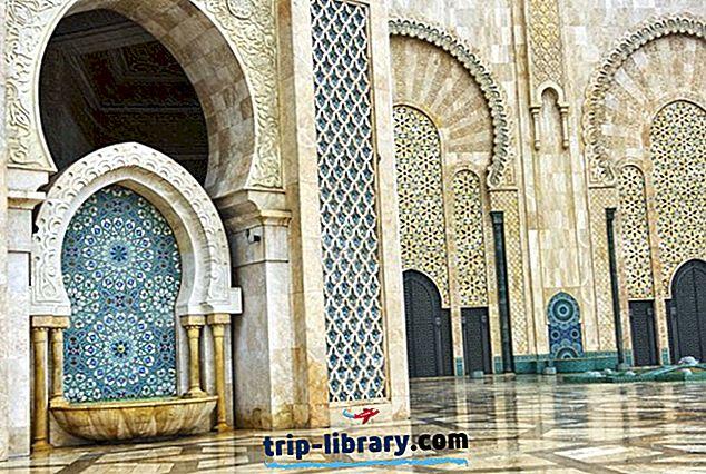 11 Nejlépe hodnocené turistické atrakce v Casablanca