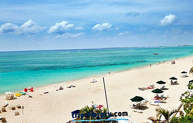 15 Nejlépe hodnocené turistické atrakce na Kajmanských ostrovech