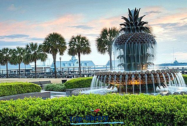 16 Nejlépe hodnocené turistické atrakce ve městě Charleston, SC