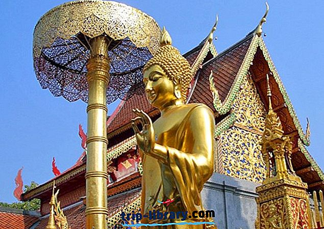 12 mest populære turistattraktioner i Chiang Mai