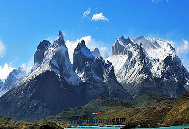 10 populiariausių turistų lankomų vietų Čilėje