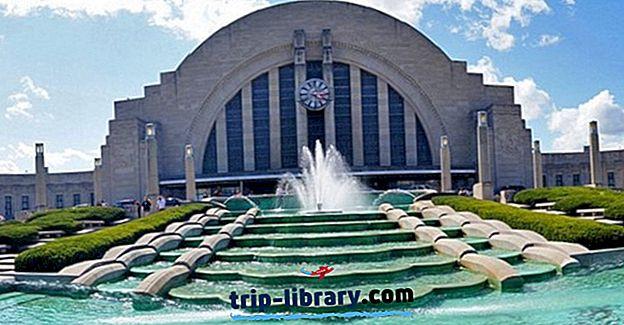 10 suosituinta matkailukohteita Cincinnatissa