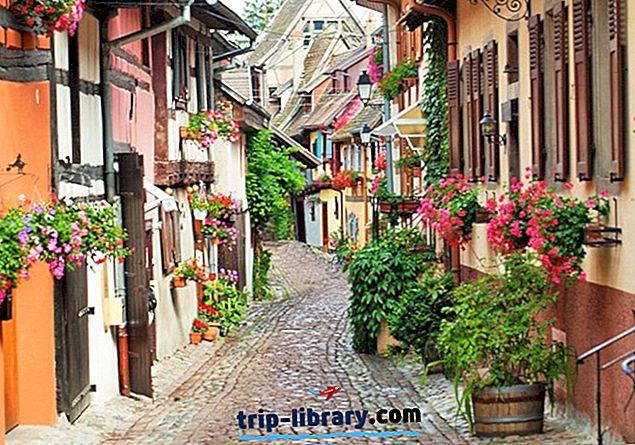 12 Tarikan Pelancong Tertinggi di Colmar