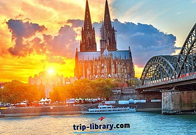 14 Nejlépe hodnocené turistické atrakce v Kolíně nad Rýnem