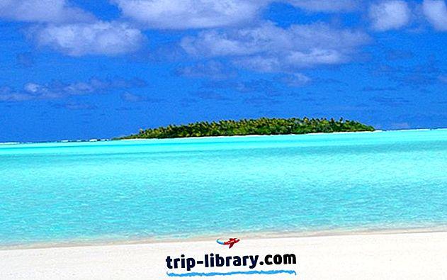 12 najbolj priljubljenih turističnih znamenitosti na Cookovih otokih