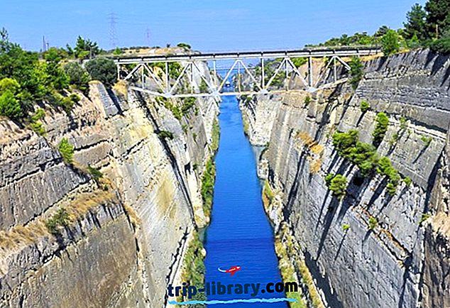 9 populiariausios lankytinos vietos ir dalykai Korintie