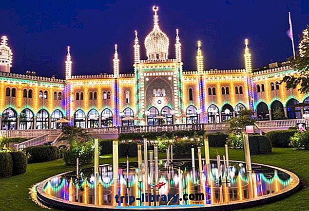 14 atracciones turísticas mejor valoradas de Copenhague