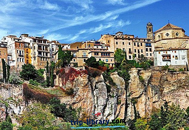 11 Topp turistattraksjoner i Cuenca og enkle dagsturer