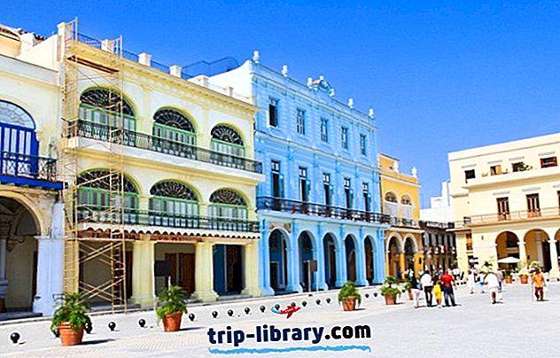 Kubában 15 legnépszerűbb látnivaló és látnivaló