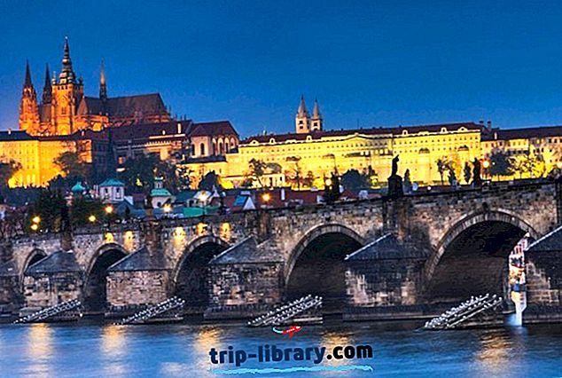 16 Najbolje ocijenjenih turističkih atrakcija u Češkoj