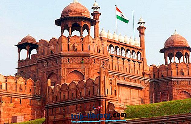 17 Tarikan Pelancong Cemerlang di Delhi dan New Delhi