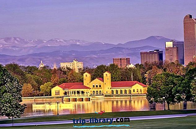 16 Atracții turistice cu cele mai mari ratinguri din Denver