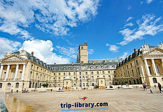 10 suosituinta matkailukohteita Dijonissa