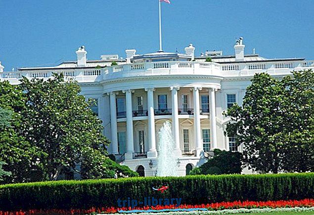 17 tipptasemel turismiobjektid Washingtonis