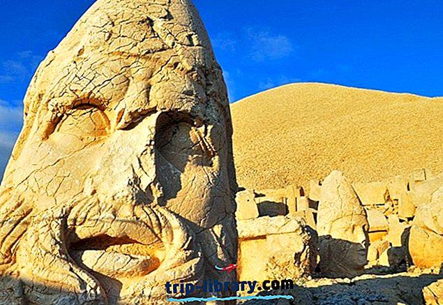 12 Najlepšie hodnotené turistické atrakcie v regióne Mount Nemrut