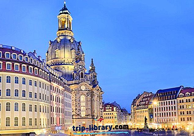 드레스덴 및 쉬운 당일 치기 여행의 12 대 관광 명소