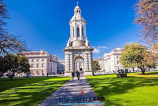 16 tipptasemel turismiobjektid Dublinis